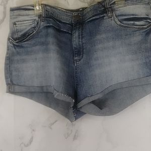 NWT STS Blue jean shorts